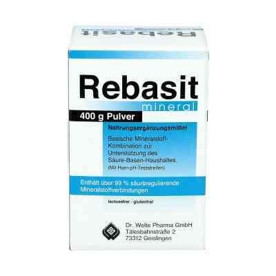 Rebasit Mineral Pulver  bei apo.com bestellen