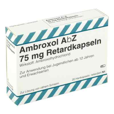 Ambroxol AbZ 75mg  bei apo.com bestellen