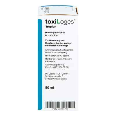 Toxi Loges Tropfen  bei apo.com bestellen