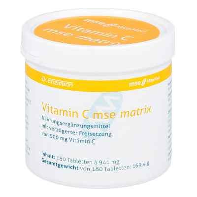 Vitamin C Mse Matrix Tabletten  bei apo.com bestellen