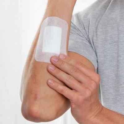 Leukomed sterile Pflaster 7,2x5 cm  bei apo.com bestellen