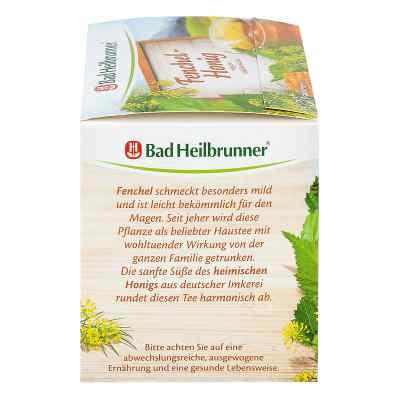Bad Heilbrunner Tee Fenchel Honig Filterbeutel  bei apo.com bestellen
