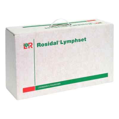 Lymphset 6 Bein gross Schaumstoffbinde  bei apo.com bestellen