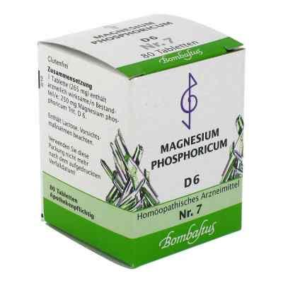 Biochemie 7 Magnesium phosphoricum D 6 Tabletten  bei apo.com bestellen