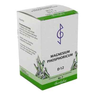Biochemie 7 Magnesium phosphoricum D 12 Tabletten  bei apo.com bestellen