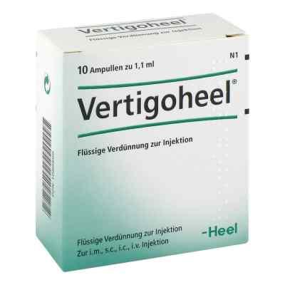 Vertigoheel Ampullen  bei apo.com bestellen