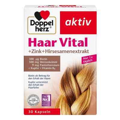 Doppelherz Haar Vital+zink+hirseextrakt Kapseln  bei apo.com bestellen