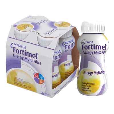 Fortimel Energy Multi Fibre Vanillegeschmack  bei apo.com bestellen