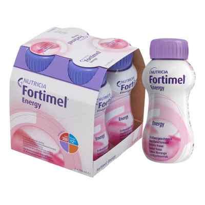 Fortimel Energy Erdbeergeschmack  bei apo.com bestellen