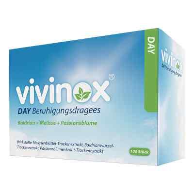 Vivinox Day Beruhigungsdragees Baldrian+Melisse+Passionsbl.  bei apo.com bestellen