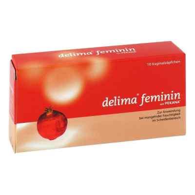 Delima feminin Vaginalovula  bei apo.com bestellen