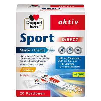 Doppelherz Sport direct Vitamine+mineralien  bei apo.com bestellen