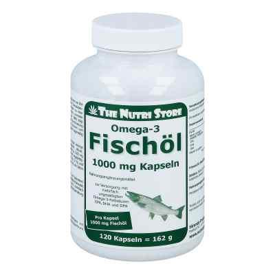 Omega 3 Fischöl 1000 mg Kapseln  bei apo.com bestellen