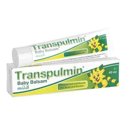 Transpulmin Baby Balsam mild  bei apo.com bestellen