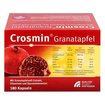 Crosmin Granatapfel Kapseln  bei apo.com bestellen