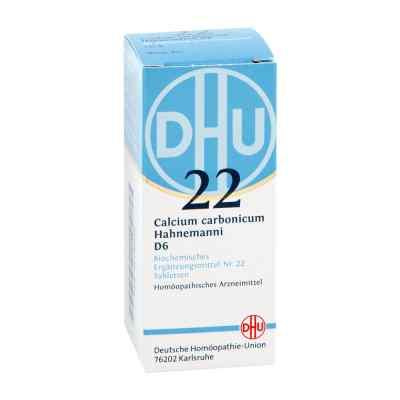Biochemie Dhu 22 Calcium carbonicum D6 Tabletten  bei apo.com bestellen