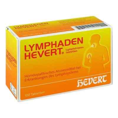 Lymphaden Hevert Lymphdrüsen Tabletten  bei apo.com bestellen