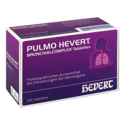 Pulmo Hevert Bronchialcomplex Tabletten  bei apo.com bestellen