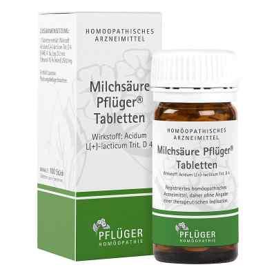 Milchsäure Pflüger Tabletten  bei apo.com bestellen