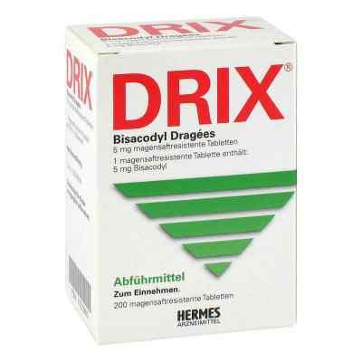 Drix Bisacodyl-Dragees  bei apotheke-online.de bestellen