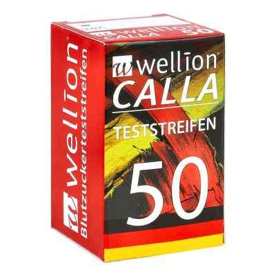 Wellion Calla Blutzuckerteststreifen  bei apotheke-online.de bestellen
