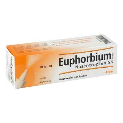 Euphorbium Compositum Nasentr.sn Nasendosierspray  bei apotheke-online.de bestellen