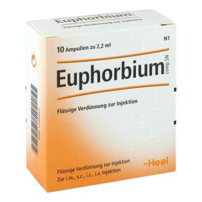 Euphorbium Compositum Sn Ampullen  bei apo.com bestellen