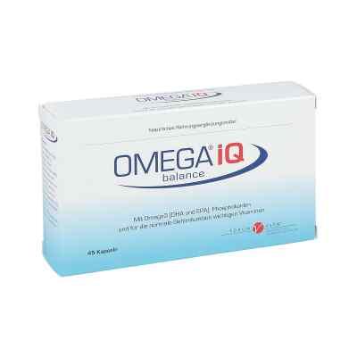 Omega Iq Kapseln  bei apo.com bestellen