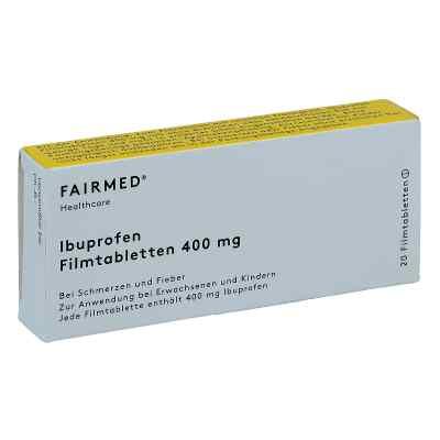 Ibuprofen 400 akut Fair-Med  bei apo.com bestellen