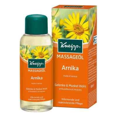 Kneipp Massageöl Arnika  bei apotheke-online.de bestellen