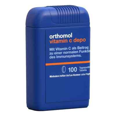 Orthomol Vitamin C Depo Tabletten  bei vitaapotheke.eu bestellen
