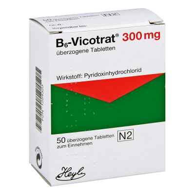 B6 Vicotrat 300 mg überzogene Tabletten  bei apo.com bestellen