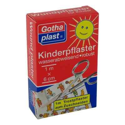 Gothaplast Kinderpflaster 6 cmx1 m  bei apo.com bestellen