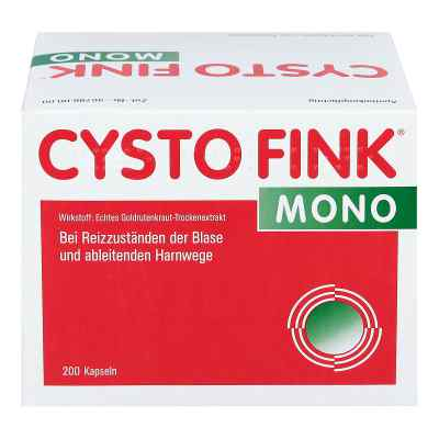 CYSTO FINK MONO  bei apo.com bestellen