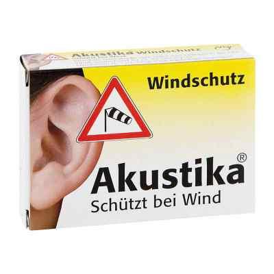Akustika Windschutz  bei apo.com bestellen