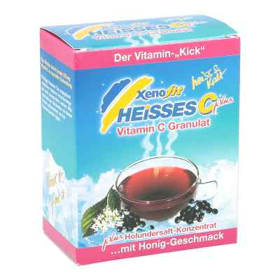 Xenofit Heisses C plus Holunderextrakt Beutel   bei apo.com bestellen