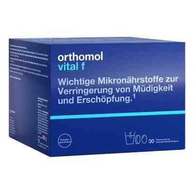Orthomol Vital F 30 Granulat/kaps.kombipackung 1 stk von Orthomol pharmazeutische Vertrie PZN 01319643
