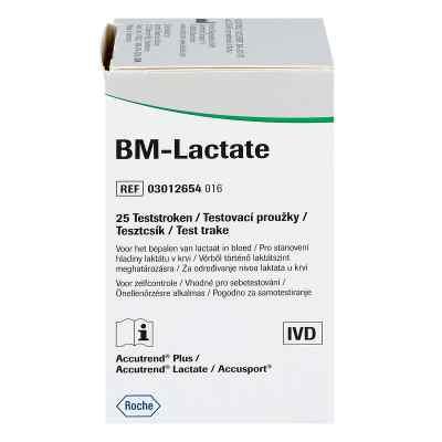 Bm Test Lactate Teststreifen  bei apo.com bestellen