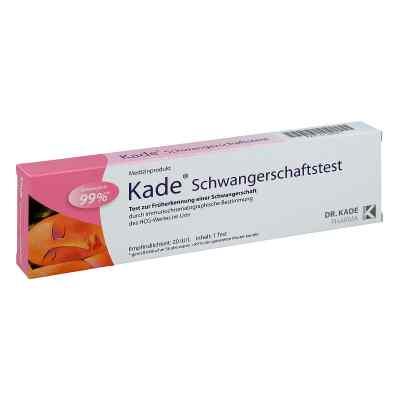 Kade Schwangerschaftstest  bei apo.com bestellen