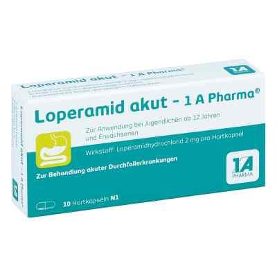 Loperamid akut-1A Pharma  bei vitaapotheke.eu bestellen