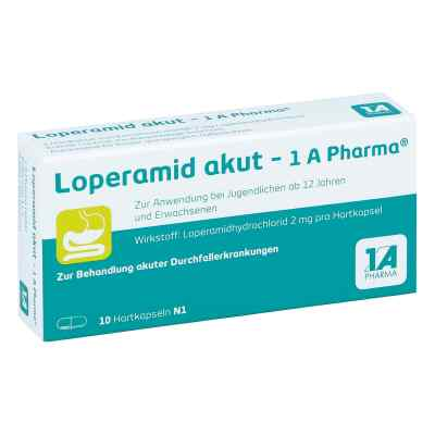 Loperamid akut-1A Pharma  bei apotheke-online.de bestellen