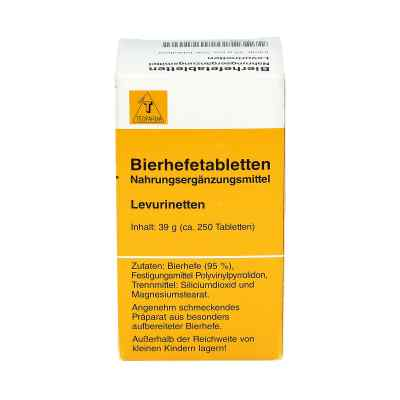 Bierhefe Tabletten Levurinetten  bei apo.com bestellen