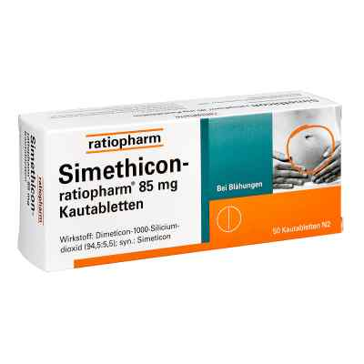 Simethicon-ratiopharm 85mg  bei apo.com bestellen
