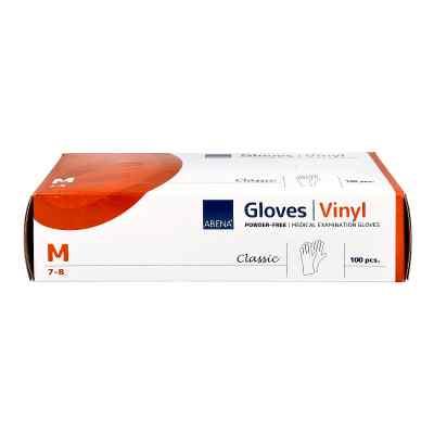 Vinyl Handschuhe puderfrei medium  bei apo.com bestellen