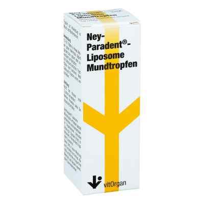 Neyparadent Liposome Mundtropfen  bei apo.com bestellen