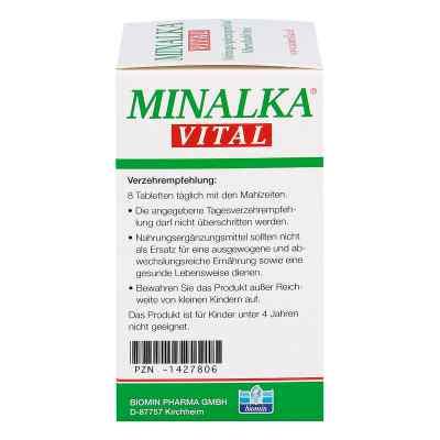 Minalka Tabletten  bei apo.com bestellen