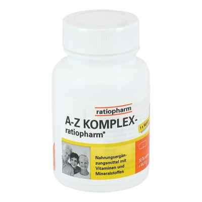 A-z Komplex ratiopharm Tabletten  bei apo.com bestellen