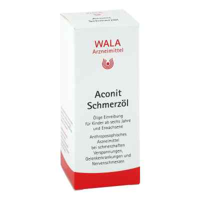 Aconit Schmerzöl  bei apotheke-online.de bestellen