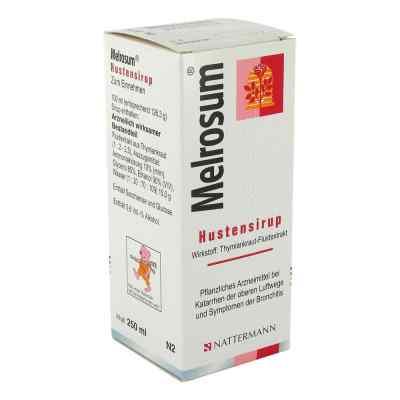 Melrosum Hustensirup  bei apo.com bestellen