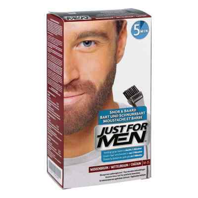 Just for men Brush in Color Gel mittelbraun  bei apo.com bestellen